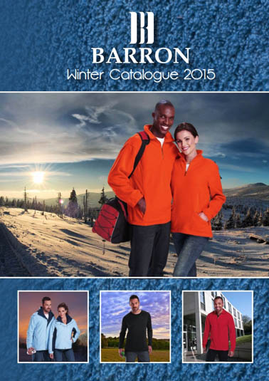 BARRON  WinterCatalogue2015