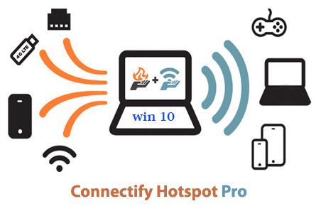 دانلود Connectify Hotspot Pro 9.0.3.32290 نرم افزار اشتراک گذاری اینترنت لپ تاپ