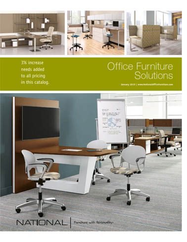 کاتالوگ : office furniture solution Catalogue