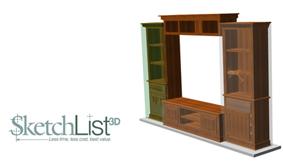 SketchList 3D 4.0.3658 نرم افزار طراحی سه بعدی
