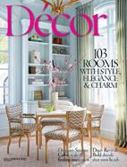 مجله طراحی داخلی Decor  زمستان ۲۰۱۵