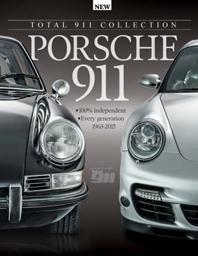 مجله پورشه The Total 911Collection Volume 3