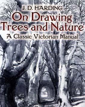 دانلود کتاب آموزش نقاشی درخت و طبیعت On Drawing Trees and