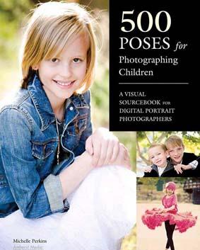 دانلود کتاب ۵۰۰ ژست و فیگور عکاسی برای کودکان
