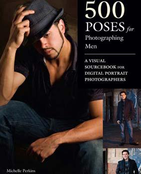 دانلود کتاب ۵۰۰ مدل و ژست عکاسی برای آقایان -
