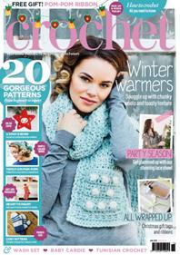 مجله Inside Crochet   نوامبر ۲۰۱۵