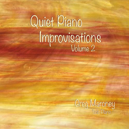 بداهه نوازی های آرام و دلنشین پیانو در آلبوم Quiet Piano Improvisations از گرگ مرونی