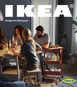 The new IKEA Catalogue !/ کاتالوگ جدید ایکیا 2017
