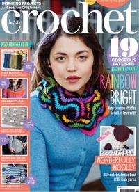 دانلود مجله Inside Crochet / سال ۲۰۱۷|  لباس و مد / مجله / بافتنی قلاببافی