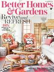 مجله Better Homes and Gardens جولای - معماری ۲۰۱۷