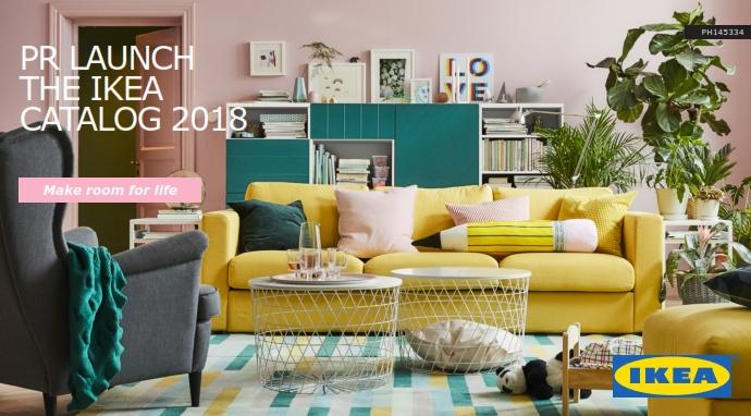 The new IKEA Catalogue !/ کاتالوگ جدید ایکیا  2018