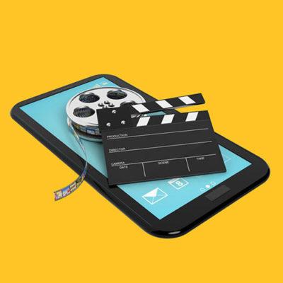 آموزش تولید محتوای با موبایل