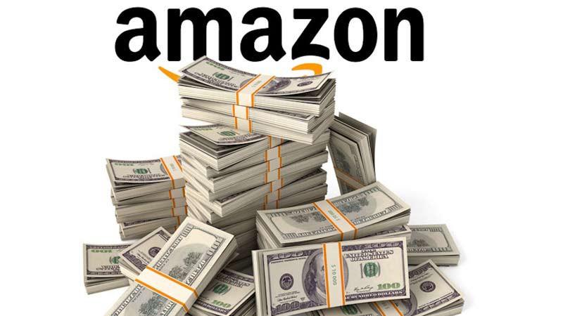 کسب درآمد از سایت آمازون ماهانه 10/000هزار دلار حتی از ایران