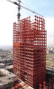 سازه های فولادی و ویژگیهای آن
