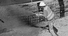 تعیین ضخامت بهینه شاتکریت براساس پارامترهای طراحی سیستم نگهداری موقت تونل