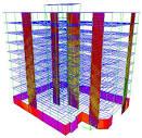 مطالعه موردی از بهسازی لرزه ای قاب مهاربندی شده فولادی با استفاده از دیوارهای بتن مسلح برشی پیرامونی