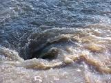 مشکلات گردابها در آبگیرهای قدرت