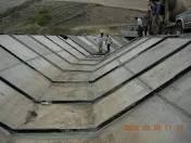 ارزیابی خرابیهای موجود در بتنهای فلوم و لاینینگ کانال طرحهای آبیاری و زهکشی (دوام و پایایی بتن و سازه های بتنی -D)