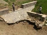 کنترل آبشستگی در پایاب فرسایش یافته حوضچه آرامش بوسیله سنگچین (مطالعه موردی سد نمرود(