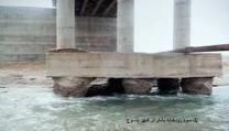 كاربرد آستانه برای جلوگیری از آبشستگی اطراف كوله های پل
