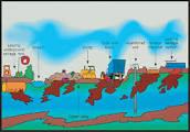 ساخت مدلفازی با استفاد هاز داده های مدل بهره برداری شده سد و مقایسه این دو مدل با دیدگاه تلفیقی آب سطحی و زیرزمینی