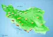 بررسی تاثیر عوامل جوی بر مقدار شاخص ناهمواری راه برای نواحی آب و هوایی ایران با HDM- استفاده از نرم افزار 4