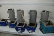 بررسی تاثیر شکل و اندازه نمونه های بتنی دارای نسبتآببه سیمان خاصبرمقاومتویژه الکتریکی آنها