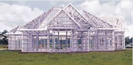 7- نالیز تنش در اتصالات افقی سازه های پیش ساخته با پانلهای بزرگ تحت بارهای استاتیکی و دینامیکی
