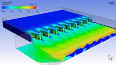 323- مدل سازی شکست هیدرولیکی سد با کمک نرم افزار فلوئنت