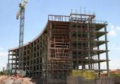 1-اجزای ساختمان اسکلت فلزی