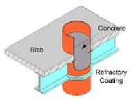 48-تاثیر ضخامت جداره ستونهای فولادی پر شده با بتن بر مقاومت لرزه ای اتصال نیمه صلیب