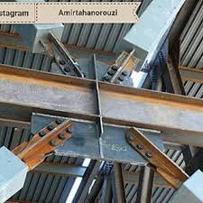 51-مطالعه اثر صلبیت اتصال تیر به ستون بر رفتار لرزه ای قابهای فولادی مقاوم سازی شده توسط میراگرهای فلزی جاری شونده یاADAS