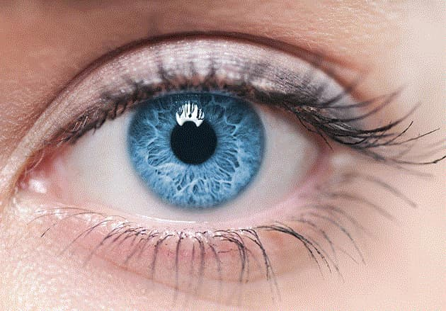 پکیج سابلیمینال ( تغییر رنگ چشم آبی)