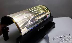 معرفی تکنولوژی نمایشگرهای OLED