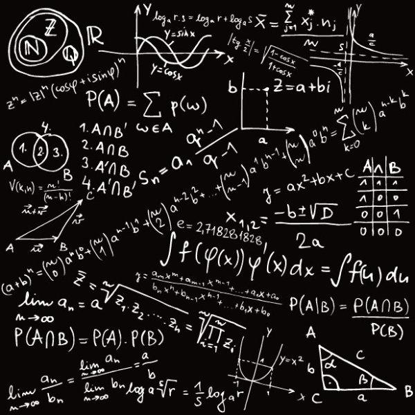 فرمولهای پرکاربرد ریاضی و آمار