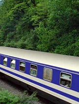 آشنایی کامل با قطار های مسافرتی ایران