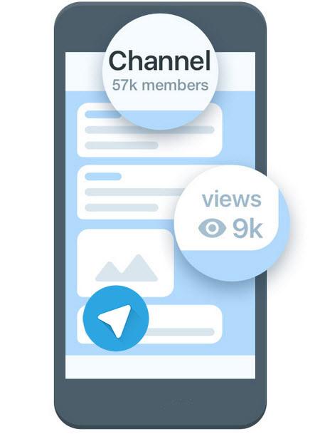 افزایش اعضای کانال تلگرام | ترفند افزایش ممبر