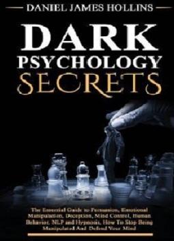 دانلود کتاب راز فیزیولوژی تاریک   Dark Psychology Secret
