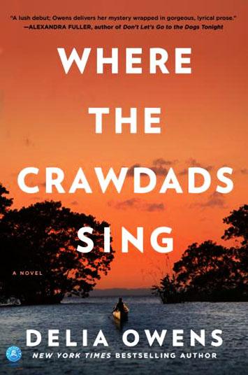 دانلود کتاب کرودها آواز می خوانند (  the Crawdads Sing )