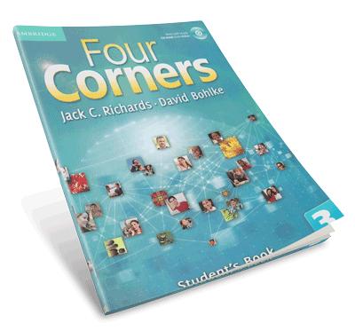 کلید کتاب کار فور کرنرز 3