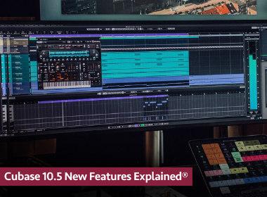 دانلود آموزش کیوبیس Groove3 Cubase 10.5 New Features Explained® TUTORiAL