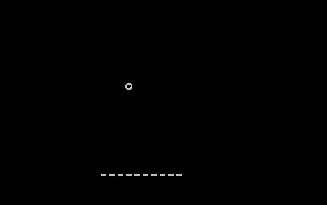 سورس کد بازی توپ و تخته متحرک در C++