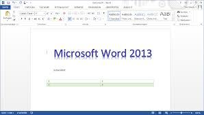 دانلود آموزش حرفه ای word 2013