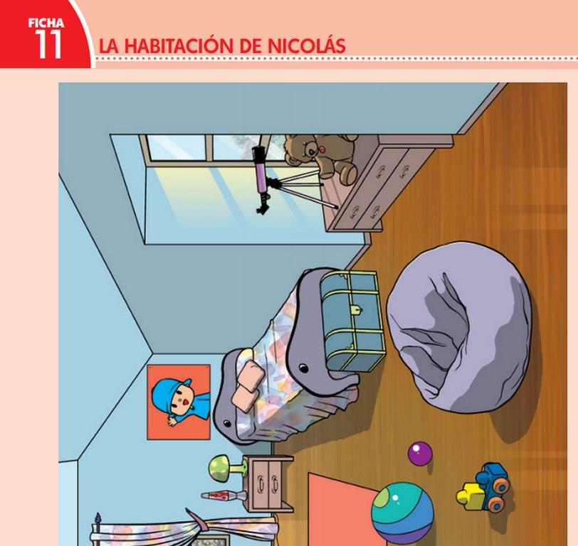 (Fichas) صفحات مکمل کارکلاسی Nuevo Prisma A1