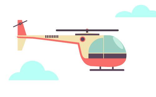 هلیکوپتر - پروژه ایلوستراتور