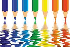 تحقیق درباره مفهوم رنگ
