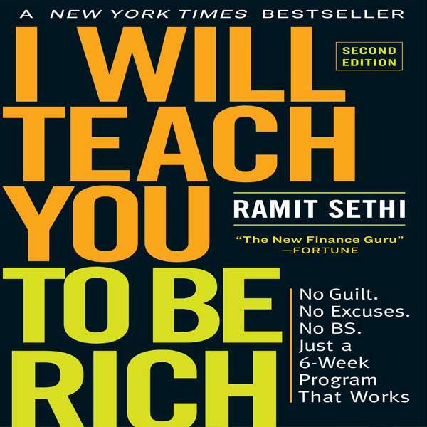 کتاب صوتی من به شما یاد میدهم تا ثروتمند شوید اثر رامیت ستی