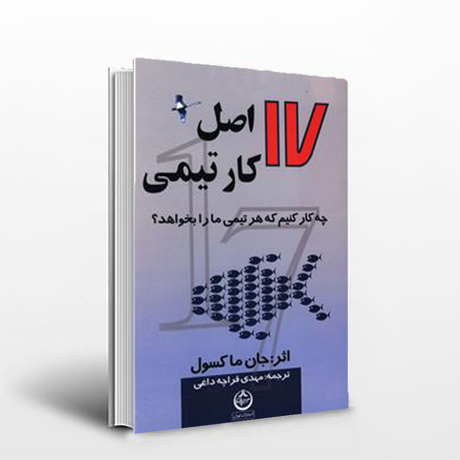 کتاب 17 اصل کار تیمی