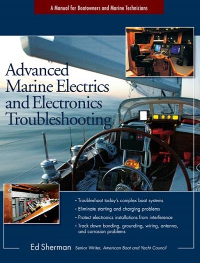 کتاب برق دریایی پیشرفته و عیب یابی الکترونیک