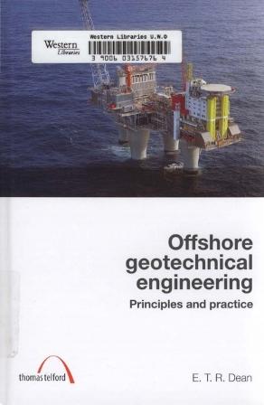 مهندسی ژئوتکنیک دریایی